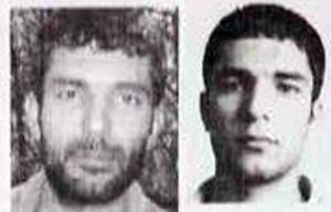 Öldürülen 2 terörist gri listede çıktı, başlarına 300'er bin lira ödül konulmuş
