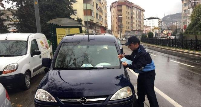 Trabzon Büyükşehir Belediyesi 8 ayda 26 bin yasal işlem yaptı