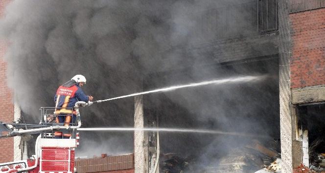 Büyükşehir Belediye İtfaiyesi hayat kurtarıyor