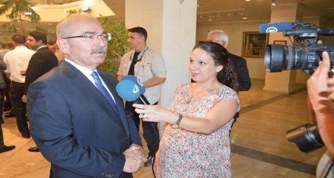 Mardin Valisi Mustafa Yaman: