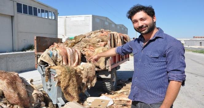 Kromlu deri ihracatına getirilen fona dericilerden tepki