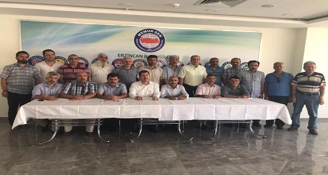 Erzincan'da Stk'lar Arakan'da Yaşanan Zulmü Kınadı
