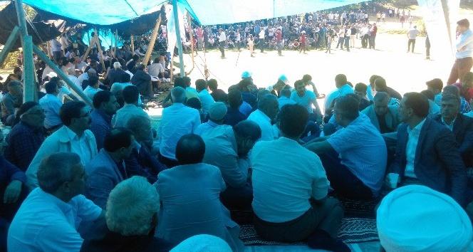Bingöl'de 4 bin kişilik buluşma