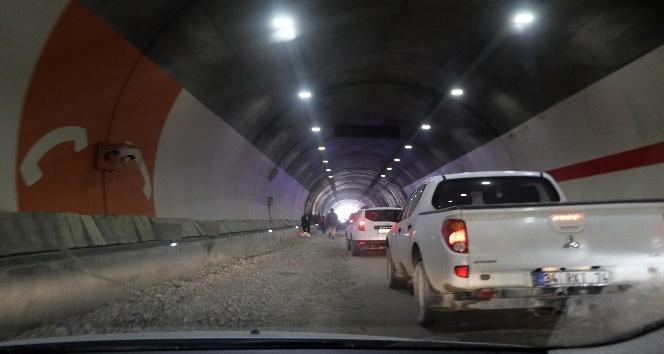 TBMM Başkanı İsmail Kahraman, Ovit Tüneli'nde incelemelerde bulundu