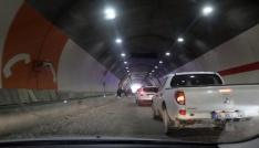 TBMM Başkanı İsmail Kahraman, Ovit Tünelinde incelemelerde bulundu
