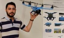 Polisler için özel drone