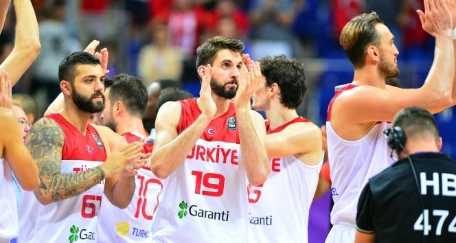 A Milli Erkek Basketbol Takımı, Letonyaya karşı