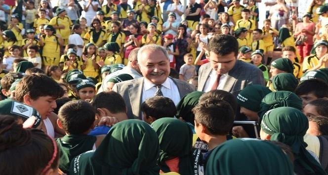 Yaz Spor Okullarında 2 bin öğrenci eğitim gördü