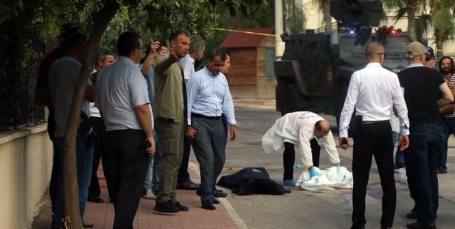 Mersin'de MİT'e bombalı eylem hazırlığındaki terörist öldürüldü