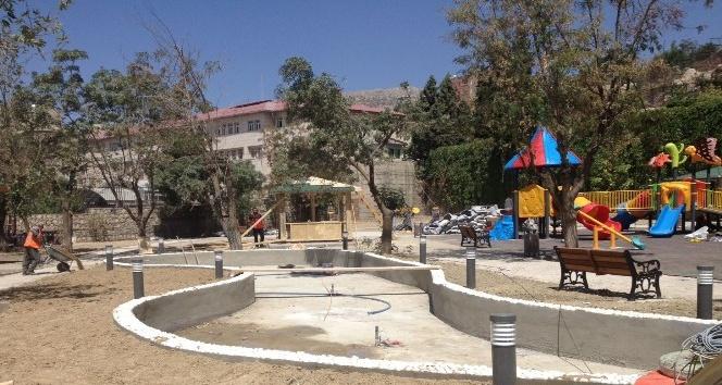 DİKA'dan Şırnak'a Engelsiz Sosyal Yaşam Parkı desteği