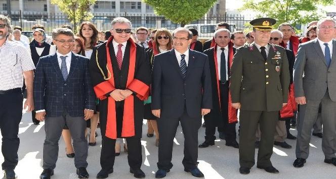 Uşak'ta Adli Yıl Açılış Töreni yapıldı