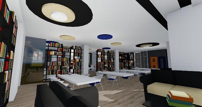 Bingöl Belediyesi, kentin ilk semt kütüphanesini inşa edecek