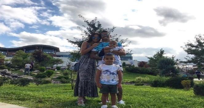 Luis Ibanez, Trabzon'un tadını çıkartıyor