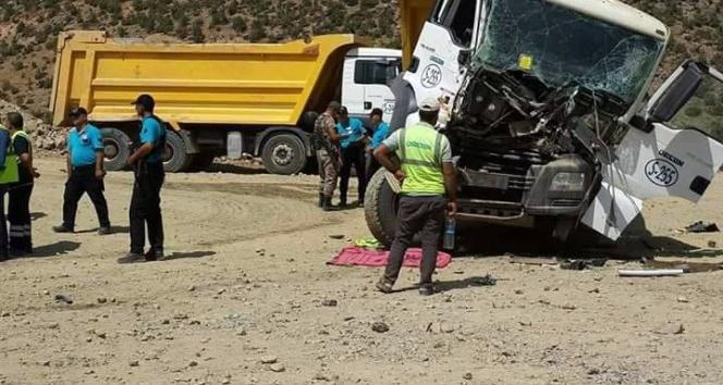 Siirt'te maden ocağında kaza: 1 ölü
