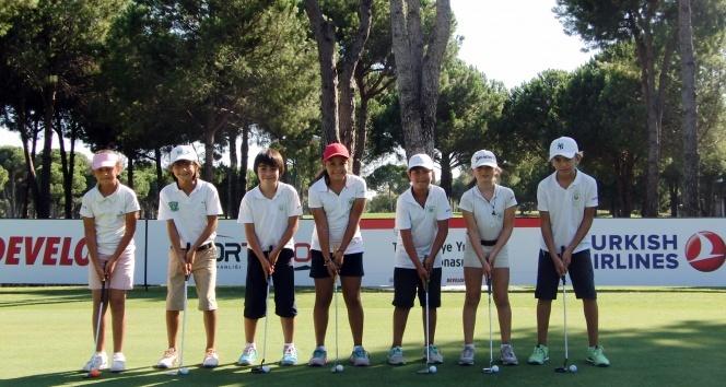 TGF Yıldızlar Şampiyonası'nın 1. Ayağı Antalya'da yapıldı