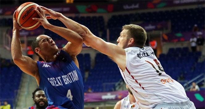 EuroBasket 2017de günün toplu sonuçları