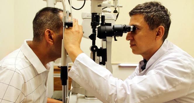 Doç. Dr Altan Göktaş: 'Küresel ısınma göz hastalıklarını artırdı'