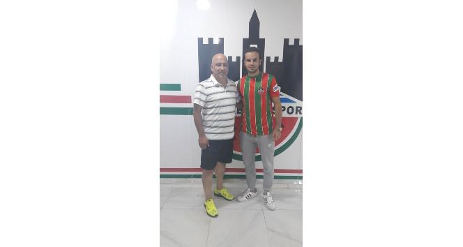 Diyarbekirspor Necati Yakuplar'ı transfer etti