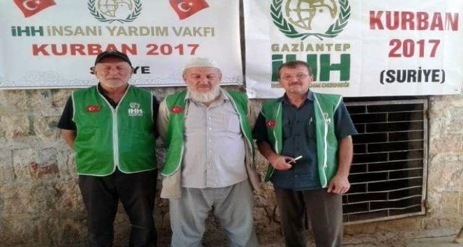 Suriye'ye yardım eli