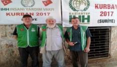 Suriyeye yardım eli