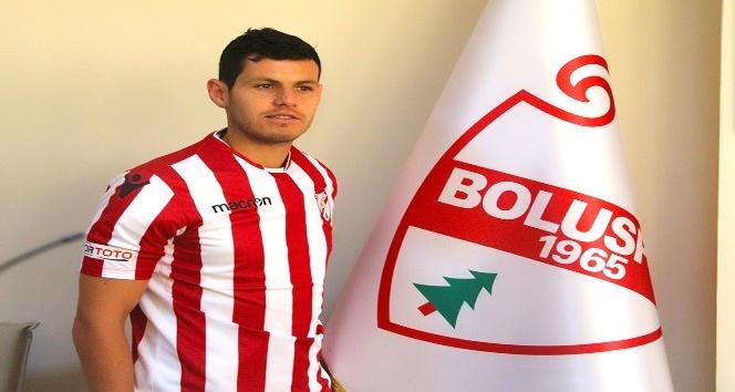 Beşiktaşlı Pedro Franco resmen Boluspor'da