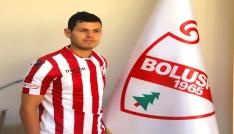 Beşiktaşlı Pedro Franco resmen Bolusporda