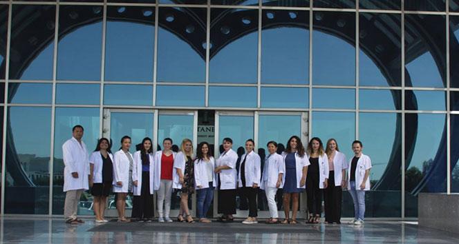 YDÜ Hastanesi Dünya Fizyoterapistler Günü'nü kutluyor