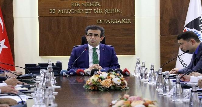Diyarbakır'da 'Okul Güvenliği' toplantısı
