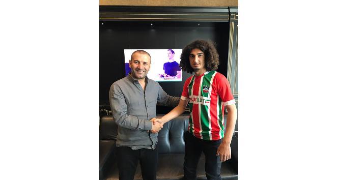 Diyarbekirspor Yakup Alkan'ı transfer etti