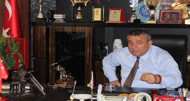"""Esnaf Odaları Birlik Başkanı Bahamettin Öztürk: """"Ahilik Kutlamaları Kırşehir'de bir hafta sürecek"""""""