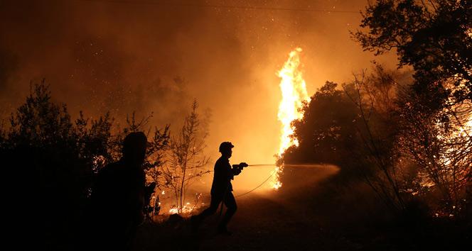 2017 yılının yangın bilançosu açıklandı