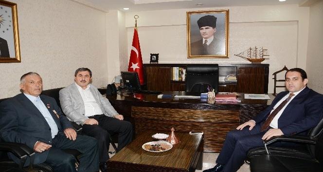 Darende Belediye Başkanı Süleyman Eser