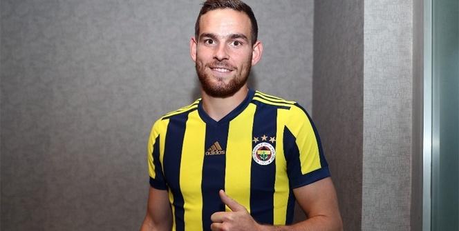 Vincent Janssen Fenerbahçe'de