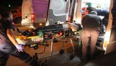 Boluda zincirleme trafik kazası: 4 yaralı