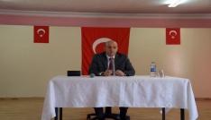 Vali Orhan Çiftçi vatandaşlarla buluştu
