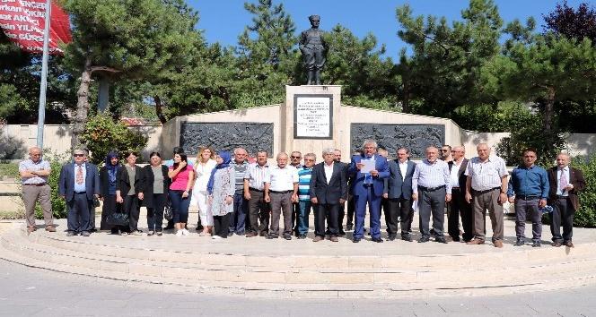 Yozgat'ta CHP'nin 94. kuruluş yıl dönümü kutlandı