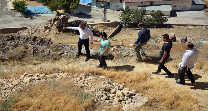 Bayburt Kalesi'nde restorasyon çalışmaları başladı