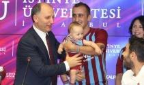 Trabzonspor, Bordo Maviş'i renklerine bağladı
