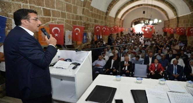 Bakan Tüfenkci'den CHP'li Tanrıkulu'na tepki