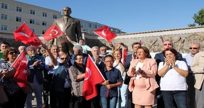 CHP 94'üncü yıl kutlamaları yapıldı