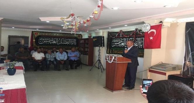 Tuzluca'da Gadir-i Hum Bayramı kutlandı
