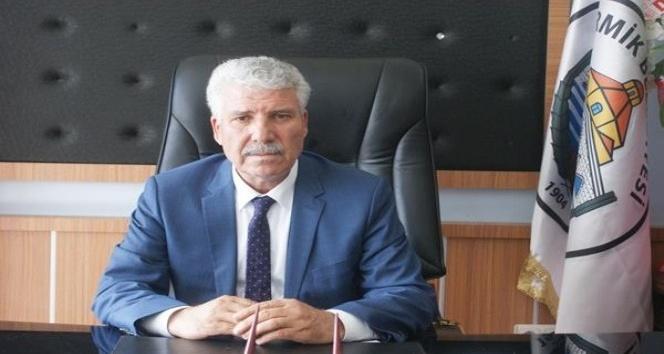 Çermik Belediye Başkanı Şehmus Karamehmetoğlu: