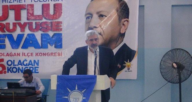 AK Parti Silvan 6'ncı Olağan Kongresi