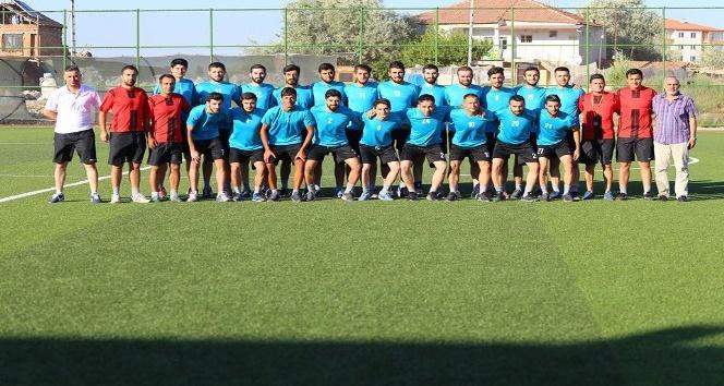 İnönü Üniversitesispor hazırlık maçını farklı kazandı