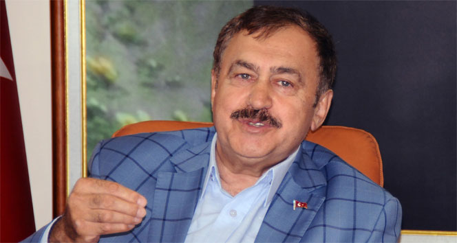 Bakan Eroğlundan Çanakkaleye müjde