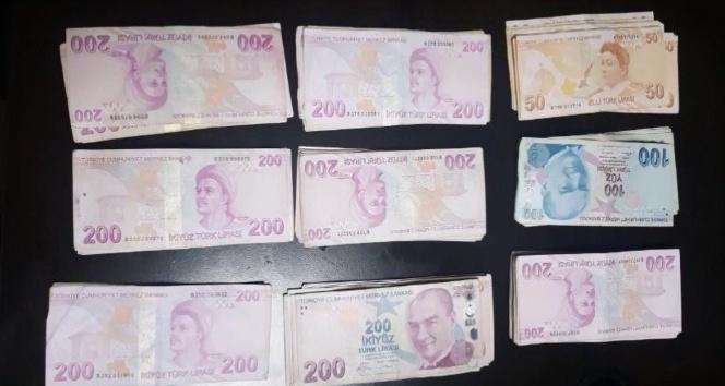 Diyarbakır'da 430 bin TL çalan hırsızlar yakalandı