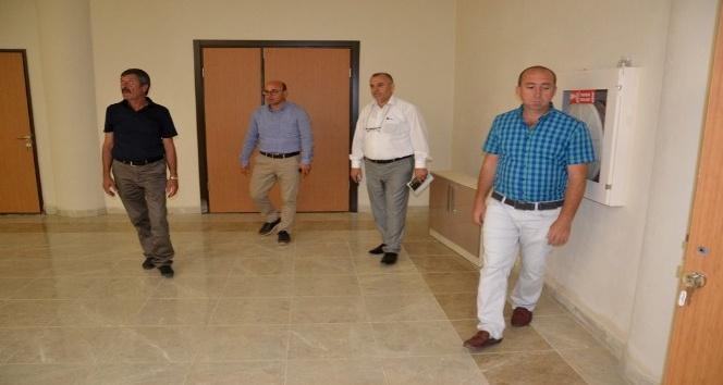 Başkan Gülen, Oral'ın misafiri oldu