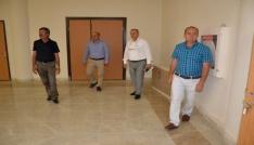 Başkan Gülen, Oralın misafiri oldu