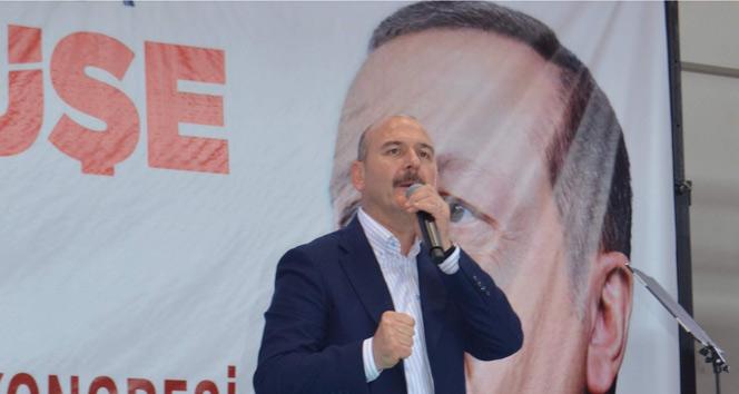 İçişleri Bakanı Soylu: Türkiyede FETÖ ile ilgili mücadelede iyi gidiyoruz