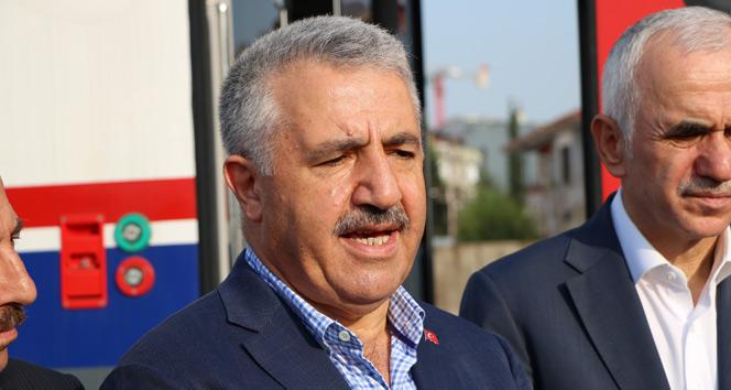 Bakan Arslan: 'Türkiye kendi milli trenini yapabilir hale gelecek'